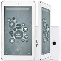 Tablet DL X-Quad Core 8GB Tela 7 Wi-Fi - Android 4.4 Proc. Quad Core C��m. 2MP + Frontal