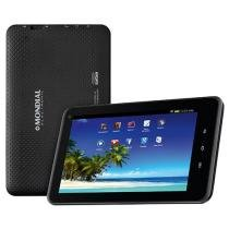 Tablet Mondial TB-07 8GB Tela 7 Android 4.4 - Proc. Quad Core Câmera Integrada