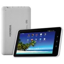 Tablet Mondial TB-08 8GB Tela 7 Android 4.4 - Proc. Quad Core Câmera Integrada