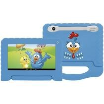 Tablet Multilaser Galinha Pintadinha 8GB 7 Wi-Fi - Android 4.4 Proc. Quad Core Câmera Integrada