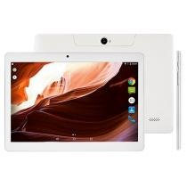 Tablet Multilaser M10A 16GB 10 3G Wi-Fi - Android 7 Proc. Quad Core Câm. 5MP + Frontal