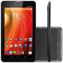 Tablet Multilaser M7 8GB Tela 7 3G Wi-Fi - Android 4.4 Proc. Dual Core Câmera 2MP + Frontal