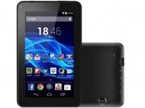 Tablet Multilaser M7S 8GB Tela 7 Wi-Fi - Android 4.4 Proc. Quad Core Câmera 2 MP + Frontal