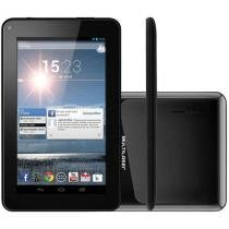 Tablet Multilaser M7S 8GB Tela 7 Wi-Fi - Android 4.4 Processador Dual Core C��mera 1.3MP