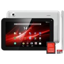 Tablet Multilaser M9 8GB Tela 9 Wi-Fi - Android 4.4 Proc. Dual Core Câm. 2MP + Cartão 8GB