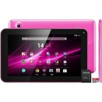 Tablet Multilaser M9 8GB Tela 9 Wi-Fi Android 4.4 - Proc. Quad Core Câm. 2MP + Frontal + Cartão 32GB