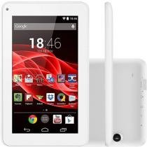 Tablet Multilaser Supra 8GB 7 Wi-Fi Android 4.4 - Proc. Quad Core Câmera Integrada