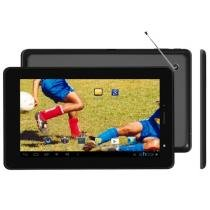 Tablet Phaser Kinno TV PC203 4GB Tela 7 Wi-Fi - Android 4.0.4 Proc. A13 C��mera 2MP + 0.3MP Frontal