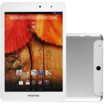 Tablet Positivo Mini 8GB Tela 7,85 IPS Wi-Fi - Android 4.2 Proc. Quad Core Câmera 2MP + Frontal