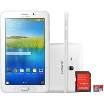 Tablet Samsung Galaxy E 7.0 8GB Tela 7 3G Wi-Fi - Android 4.4 Proc. ARM Cortex A7 + Cartão 8GB