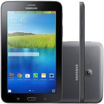 Tablet Samsung Galaxy E 7.0 8GB Tela 7 3G Wi-Fi - Android Proc. ARM Cortex A7 Quad Core Câm. 2MP GPS