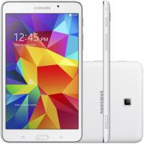 Tablet Samsung Galaxy Tab 4 8GB Tela 7 Wi-Fi - Android 4.4 Proc. Quad Core Câm. 3MP TV Digital