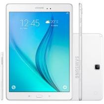 Tablet Samsung Galaxy Tab A 16GB Tela 9,7 Wi-Fi - Android 5.0 Quad-Core Câm 5MP + Frontal 2MP GPS