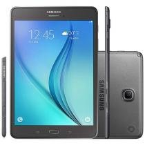 Tablet Samsung Galaxy Tab A 8.0 16GB Tela 8 4G - Wi-Fi Android 5.0 Quad-Core Câm 5MP + Frontal 2MP
