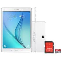 Tablet Samsung Galaxy Tab A 9.7 16GB Tela 9,7 4G - Wi-Fi Android 5.0 Proc. Quad Core + Cartão 8GB