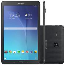 Tablet Samsung Galaxy Tab E 8GB 9,6 3G Wi-Fi - Android 4.4 Quad-Core Câm 5MP + Frontal 2MP GPS