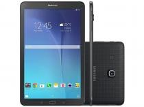 Tablet Samsung Galaxy Tab E 8GB Tela 9,6 Wi-Fi - Android 4.4 Quad-Core Câm. 5MP + Front 2MP GPS