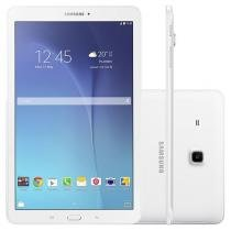 Tablet Samsung Galaxy Tab E 9.6 8GB Tela 9,6 - Wi-Fi Android 4.4 Proc. Quad-Core Câm. 5MP