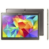 Tablet Samsung Galaxy Tab S 16GB Tela 10,5 - 4G Wi-Fi Android 4.4 Proc. Octa Core Câm. 8MP