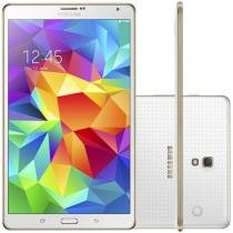 Tablet Samsung Galaxy Tab S 16GB Tela 8,4 - 4G Wi-Fi Android 4.4 Proc. Octa Core Câm. 8MP