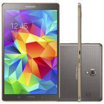 Tablet Samsung Galaxy Tab S 16GB Tela 8.4 Wi-Fi - Android 4.4 Proc. Octa Core Câm. 8MP + Frontal