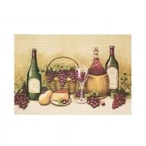 Tapete Corfort Kitchen Wine 90x60 cm -