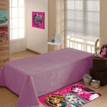 Tapete Juvenil Amigas Monster High 80x120 cm - Jolitex -