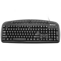 Teclado Multimídia USB TC081 - Multilaser
