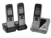 Telefone Sem Fio 1,9 GHz Panasonic TG6713LBB
