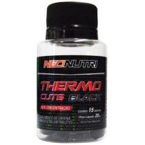 Termognico Thermo Cuts Black Pack 15 Tabletes