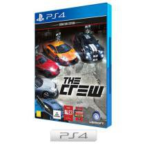 The Crew - Signature Edition para PS4 - Ubisoft