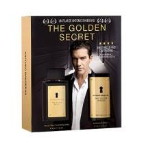 The Golden Secret Eau de Toilette Antonio Banderas - Kit - Antonio Banderas