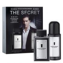 The Secret Eau de Toilette Antonio Banderas - Kit - Antonio Banderas