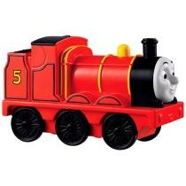 Thomas e Friends Super Veículos Roda Livre James
