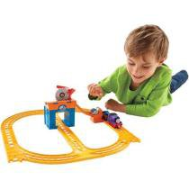 Thomas & Friends DC Ferrovia Dia na Pedreira - Fisher-Price