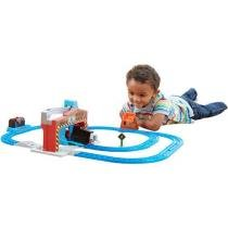 Thomas & Friends Ferrovia Motorizada - Carga do Diesel - Fisher-Price