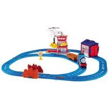 Thomas & Friends Ferrovia Resgate em Sodor - Fisher-Price