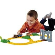 Thomas & Friends Ferrovia Toby - Caça ao Tesouro - Fisher-Price