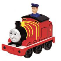 Thomas & Friends Locomotiva James Aperte e Ande