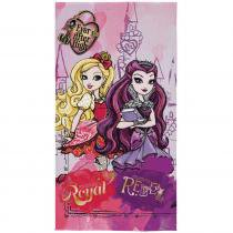 Toalha Aveludada Transfer Ever After High - Lepper -