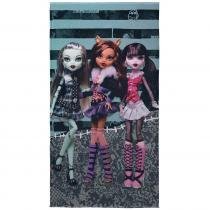 Toalha Aveludada Transfer Monster High - Lepper - Monster Higth - Lepper