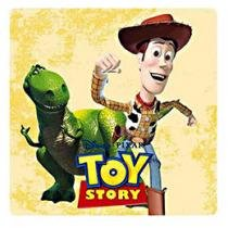 Toalha Infantil Mgica Toy Story
