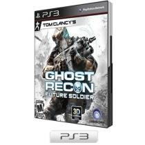 Tom Clancy´S Ghost Recon: Future Soldier p/ PS3 - Ubisoft
