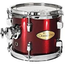 "Tom de Bateria Michael Avulso Classic Pro TCP0807 - 8x7"" - Wine Red"