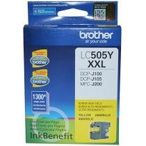 Toner Brother LC505Y - Amarelo
