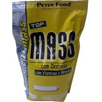 Top Mass - Refil 3Kg Morango - Peter Food