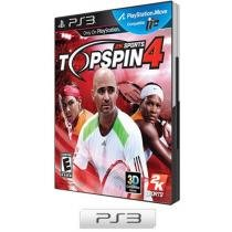 Top Spin 4 p/ PS3