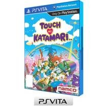 Touch My Katamari p/ PS Vita