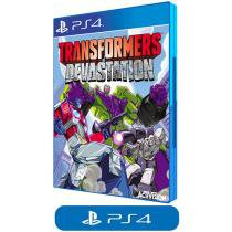Transformers Devastation para PS4 - Activision