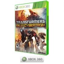 Transformers: Fall of Cybertron p/ Xbox 360